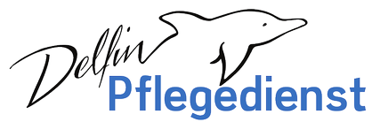 Delfin Pflegedienst Logo